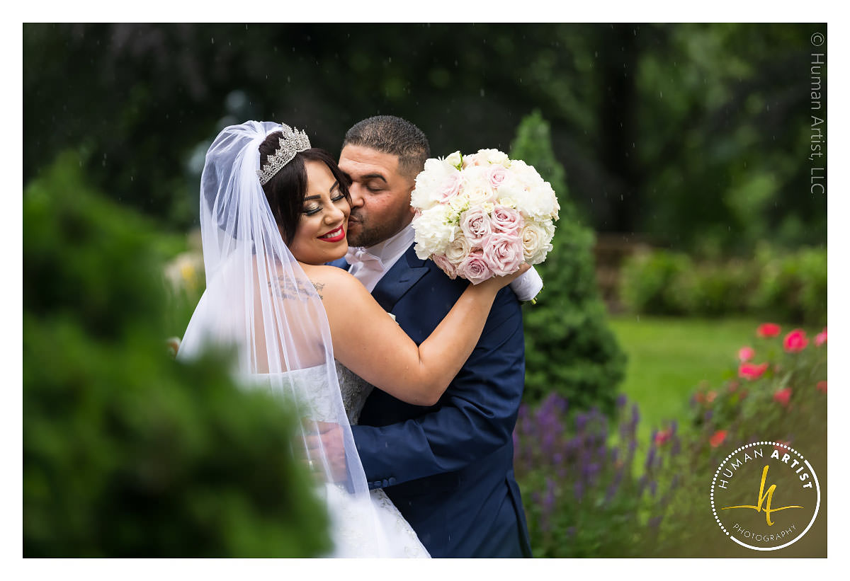 Saint Mark Coptic Church and Guys Party Center Wedding | Balsam and Wessam