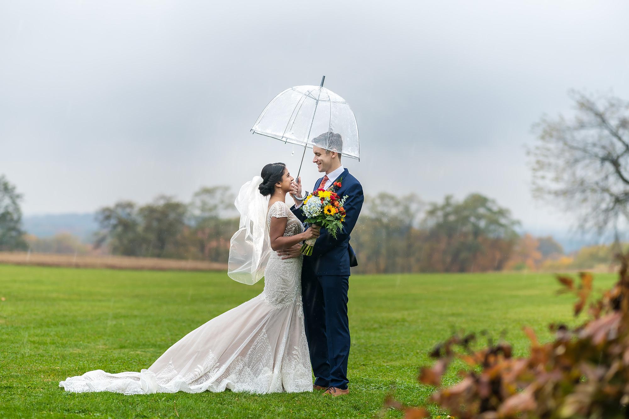 Quailcrest Farm Wedding | Cleveland Wedding Photographer | Navya and Andrew