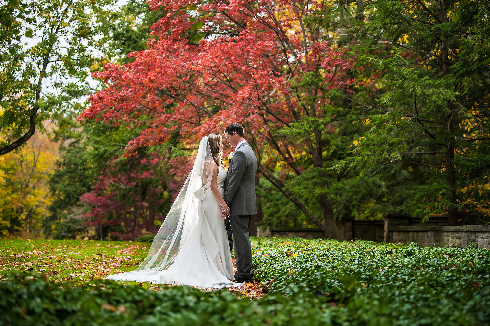 Stonewater Country Wedding in Highland Heights | Kate and Jake