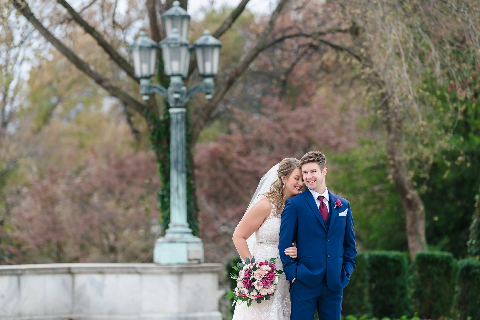 The Ballroom at Park Lane Wedding by Cleveland Wedding Photographer | Eric and Taylor