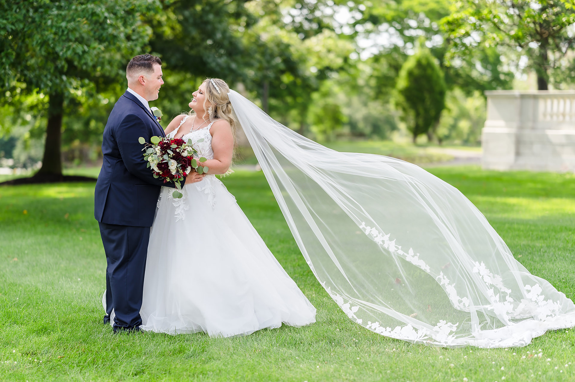 Parma Wedding at Shynok – Pokrova Ukrainian Church Wedding