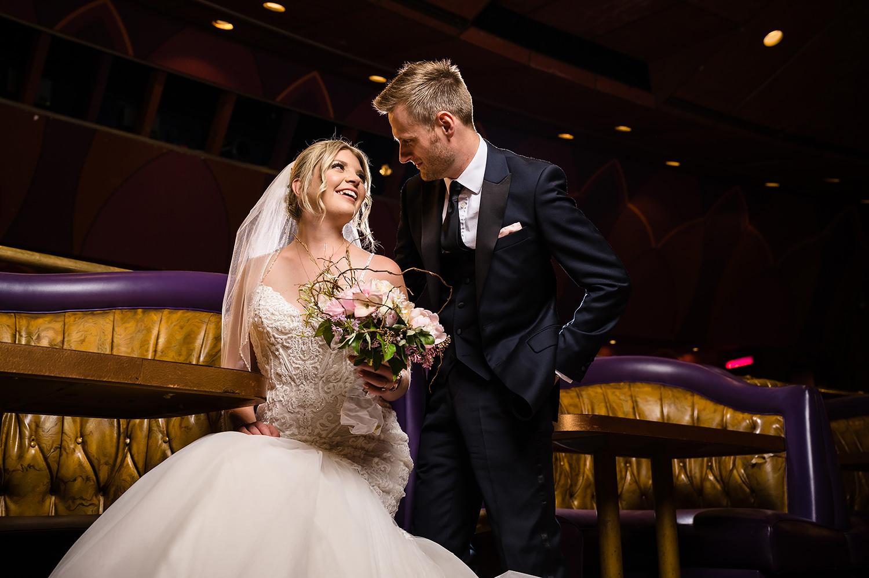 Kelle and Ben   Akron Wedding Photographer   The Tangier Wedding