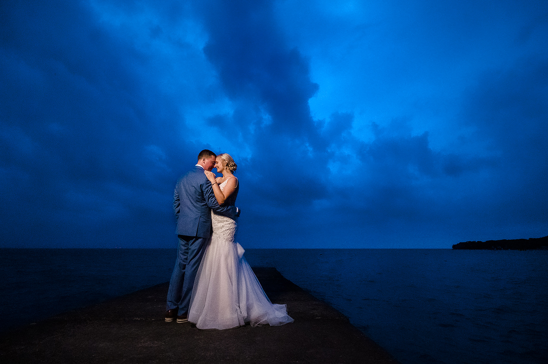 Catawba Island Club Wedding | Ohio Wedding Photographer | Alexandra and Matt