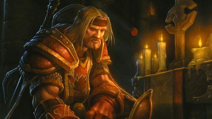 Scarlet Crusade Commander