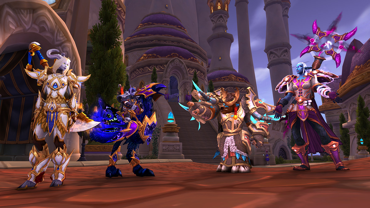 Allied Races