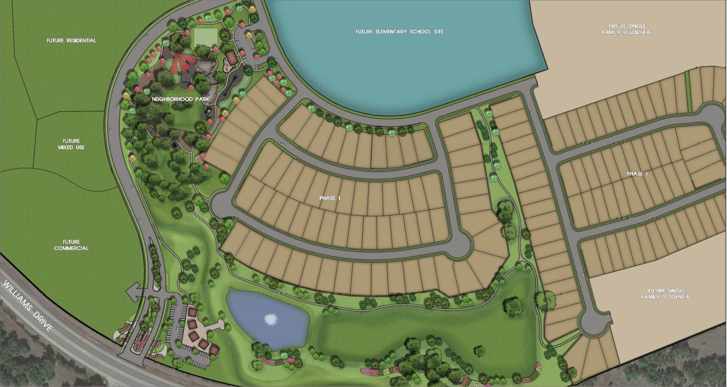 Parmer Ranch Siteplan