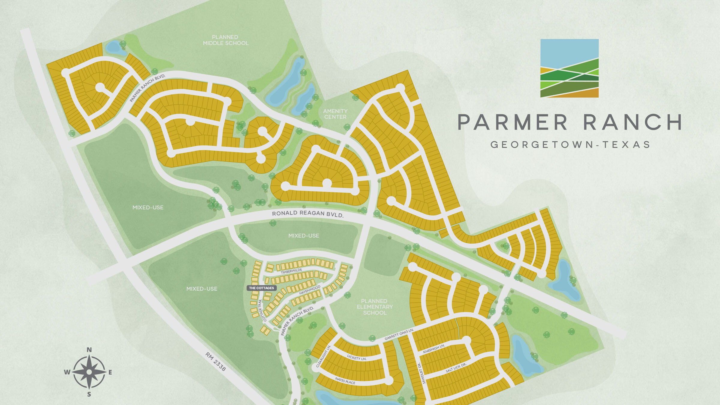 Parmer Ranch Aerial Site