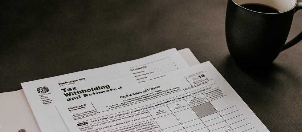 Be Prepared fror Tax Season