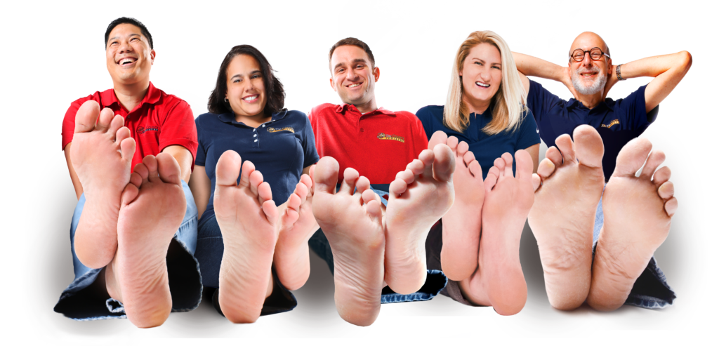 We love providing patient education on a variety of topics! We at  Tri-County Foot & Ankle are available to treat foot and ankle ailments such as diabetic foot care, ingrown toenails, fungal toenails, warts and painful calluses.