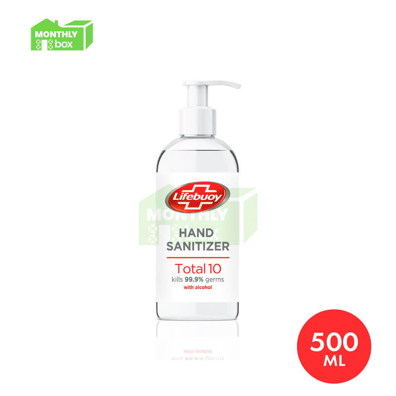 Lifebuoy Total 10 Hand Sanitizer