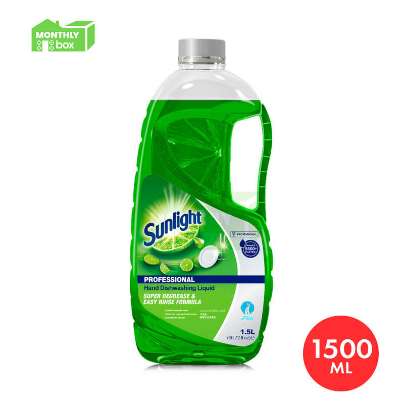 Sunlight Professional Hand Dishwashing Liquid