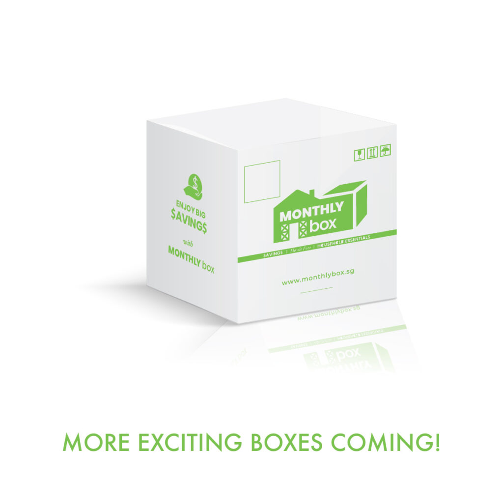 More boxes coming