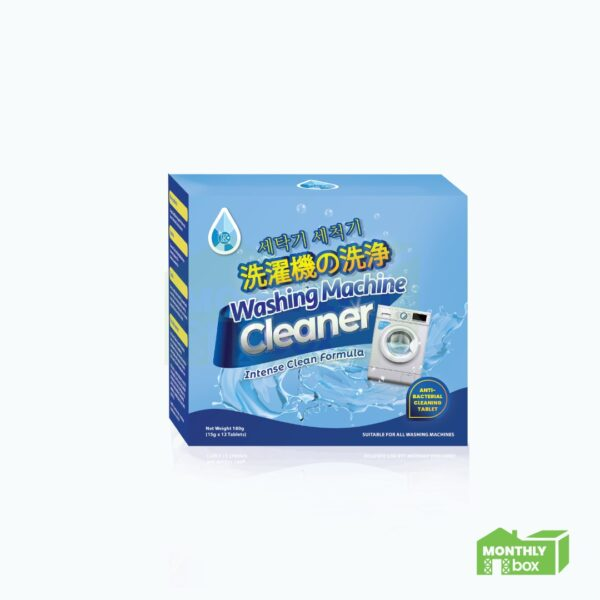 Krystal Washing Machine Cleaner (12 Tablets)