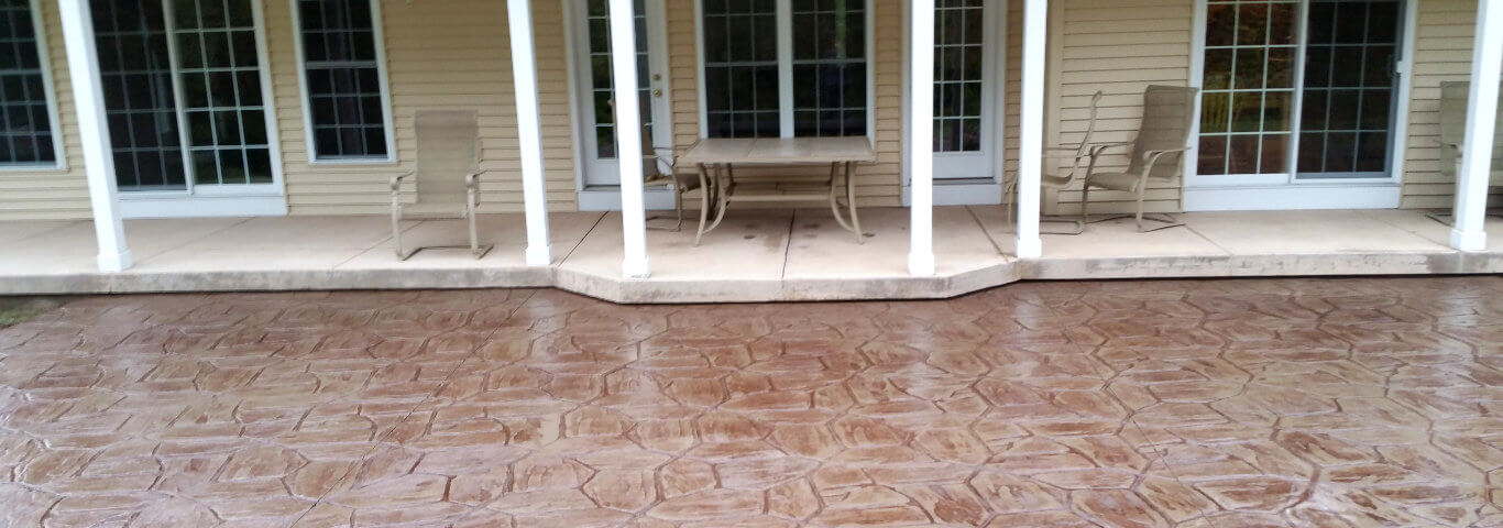 Decorative Concrete Rochester NY