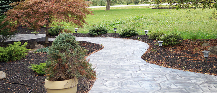Stamped Concrete Driveways Rochester