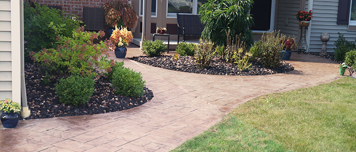 Stamped Concrete Patios NY