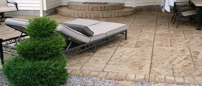 Stamped Concrete Patios Rochester