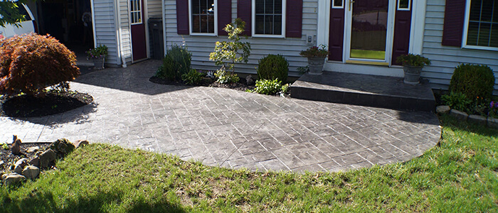 Stamped Concrete Rochester