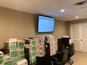 540 Owen Ave Office Storage