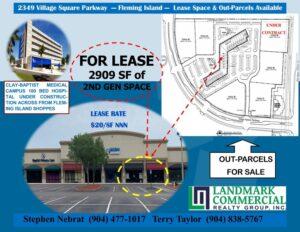 Fleming Island Shoppes - 2349 Village Square Pkwy, Fleming Island, FL 32003