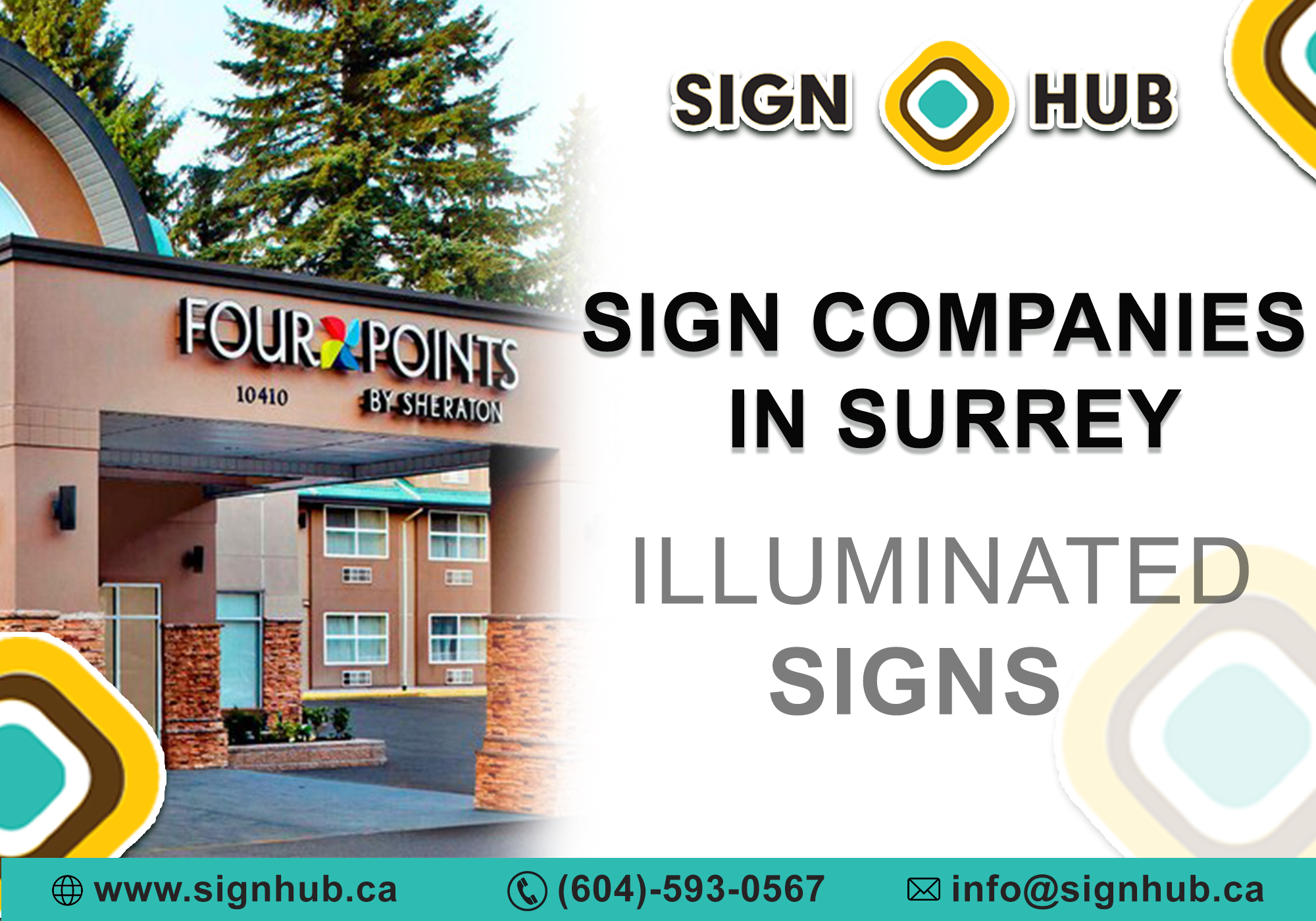 Sign Companies in Surrey