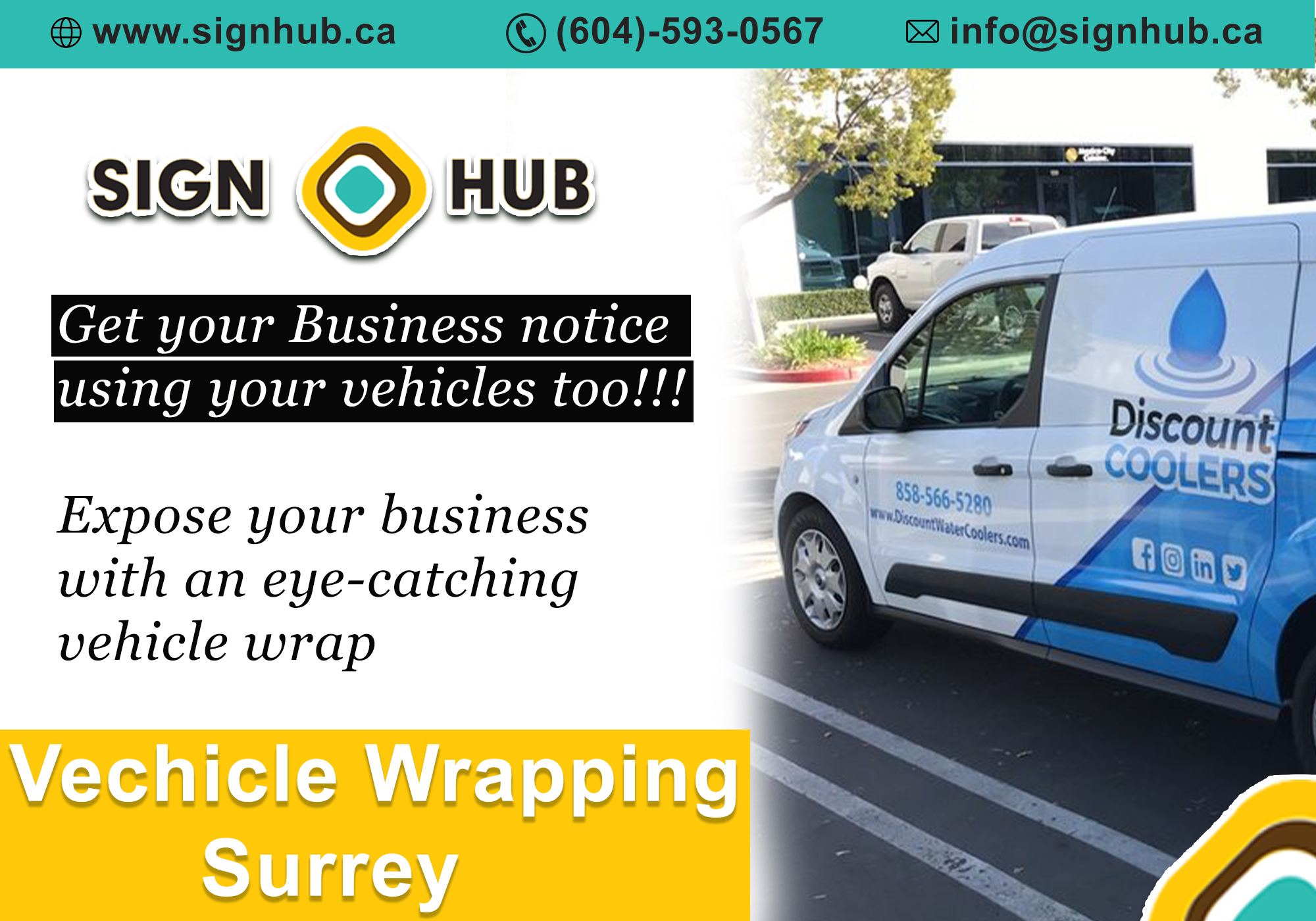 Vehicle Wrapping Surrey