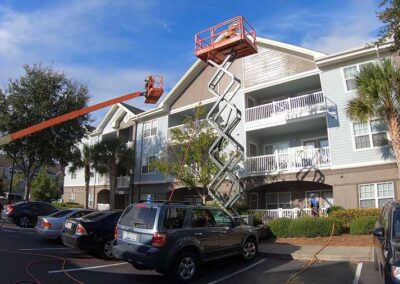 Expert Commercial Pressure Washing Services in Martinsburg