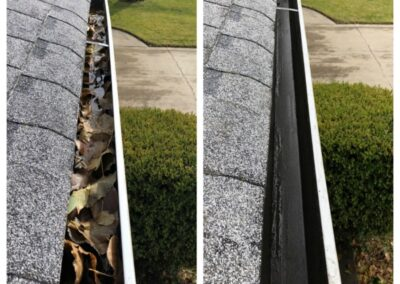 Expert Residential Gutter Cleaning Services