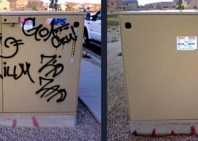 Grafitti Removal Service In Martinsburg