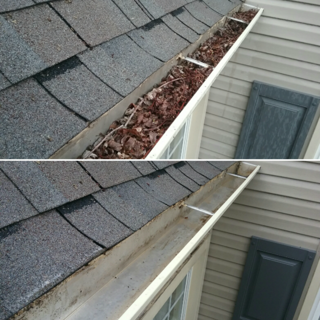 (Tri-State SoftWash) Provides The Best Gutter Cleaning Services For Your Home In (Martinsburg, WV)