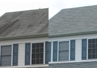 Expert Roof Cleaning In Martinsburg, West Virginia