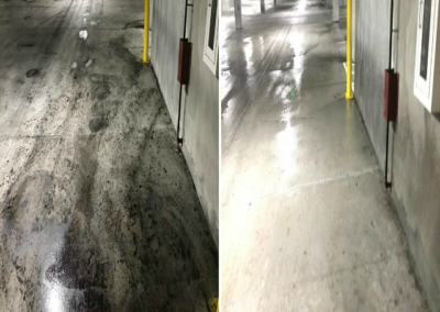 Professional Parking Lot CLEANING services in martinsburg