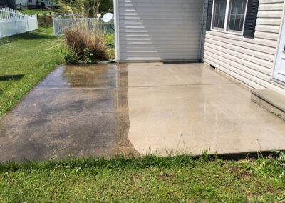Professional Concrete Cleaning in Martinsburg