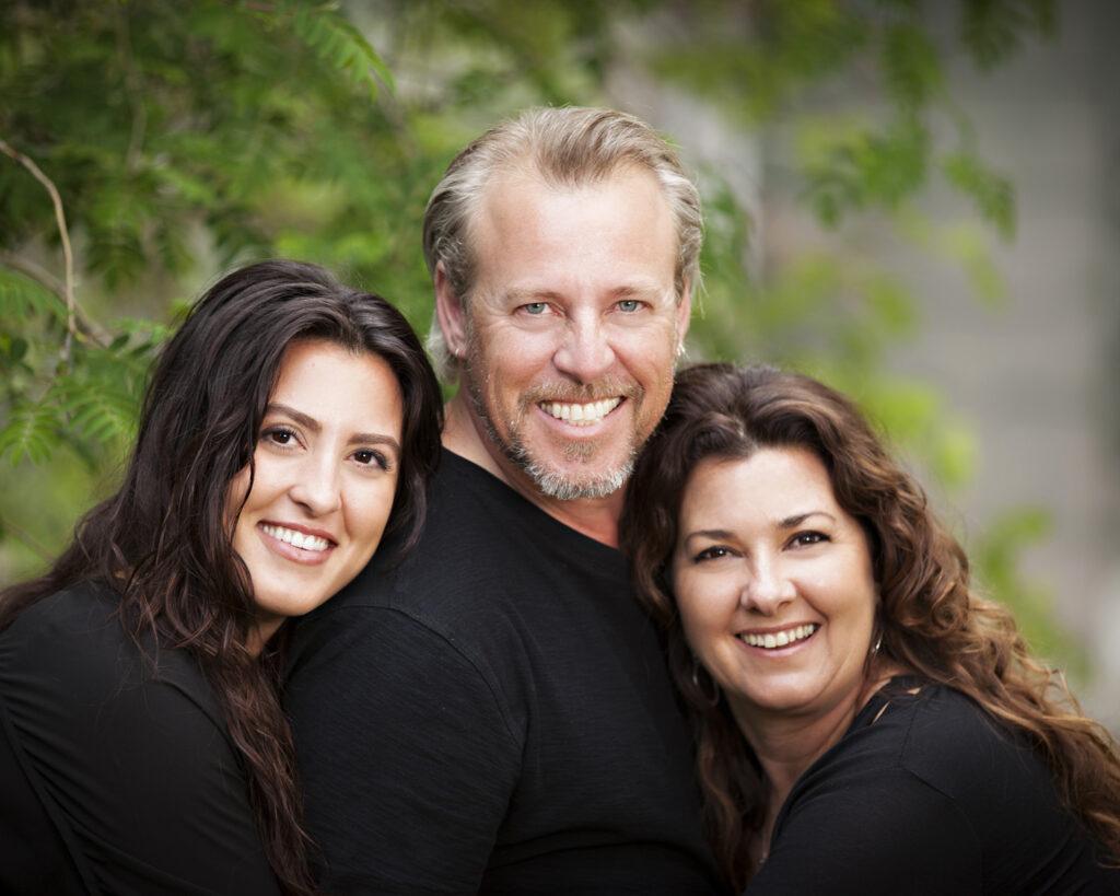 The Studio Hair Design Steven + Donna + Tiahna