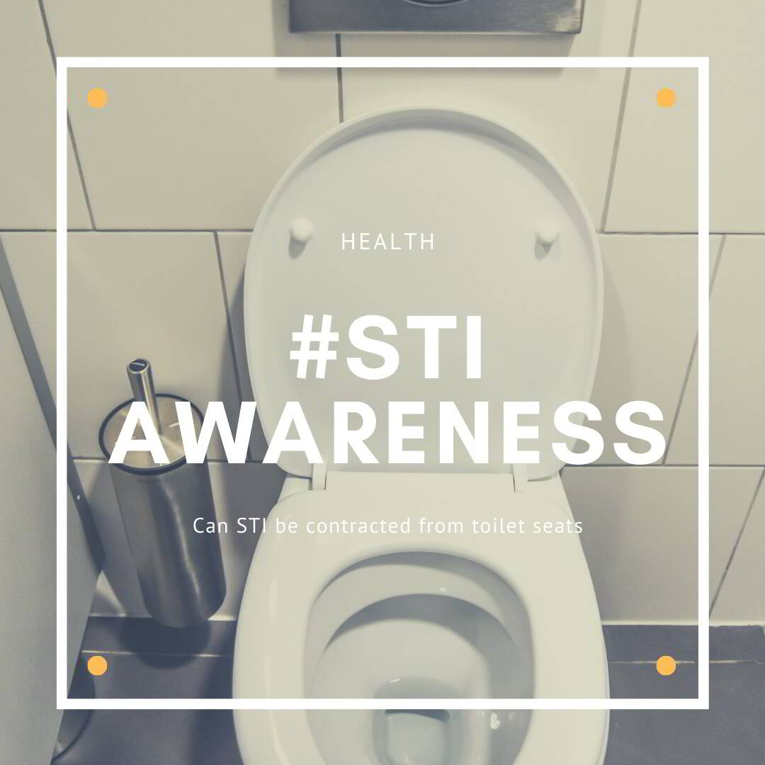 Can I contract STI from a toilet seat? – The True Facts.