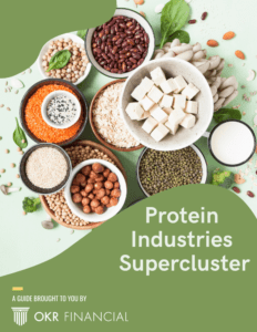 Protein Industries Supercluster Guide OKR Financial