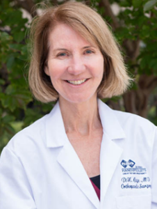 Second Vice President: Dori J. Neill Cage, M.D.