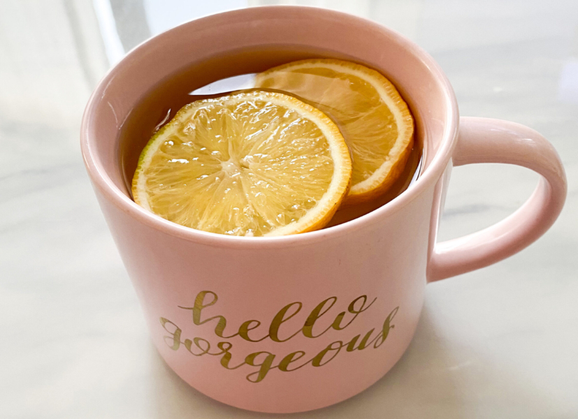 How Lemon Water will change your mornings