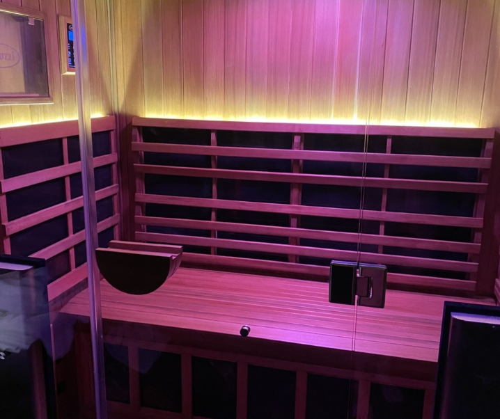 Infrared Saunas: What's the Hype?
