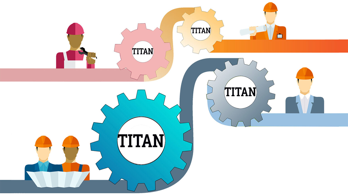 Titan Precast Management System - Lunch and Learns