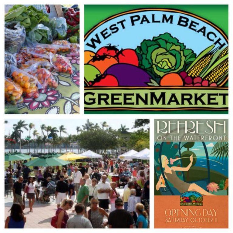 west palm green market