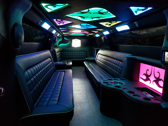 new year eve limo