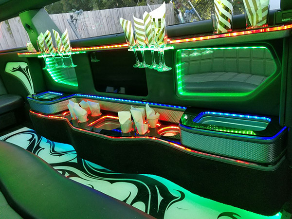 limo rental in miami