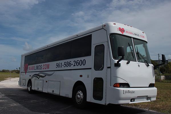 party bus Miami Party Bus