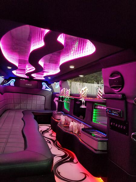 chrysler 300 miami limousine