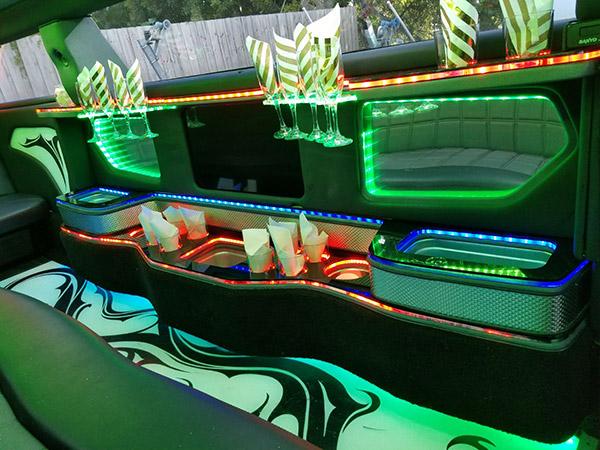 chrysler limo rental in miami