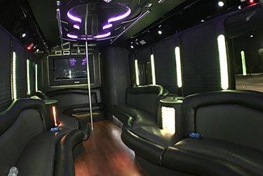 party bus 25 passengers