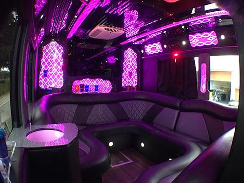 party bus 40 passengers
