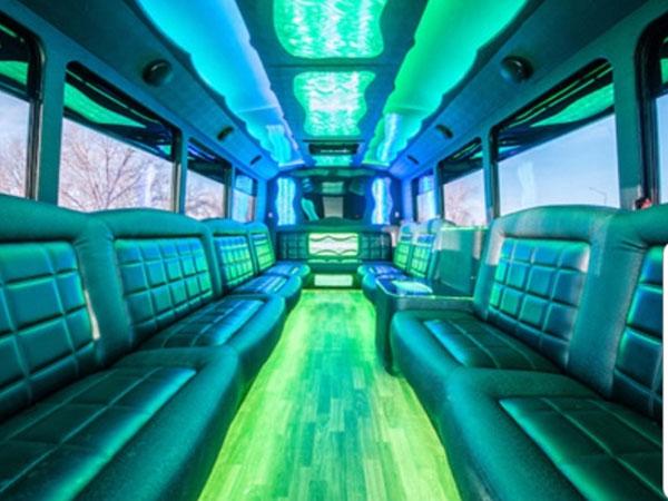 miami party bus
