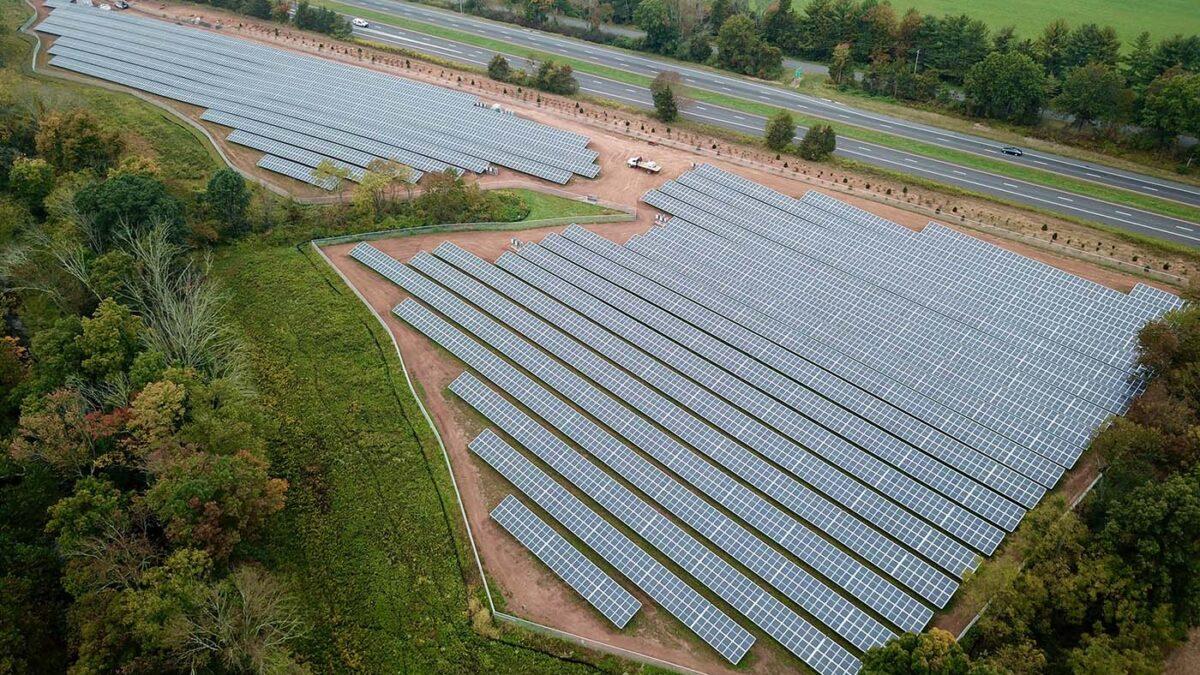 Lambertville Solar Project